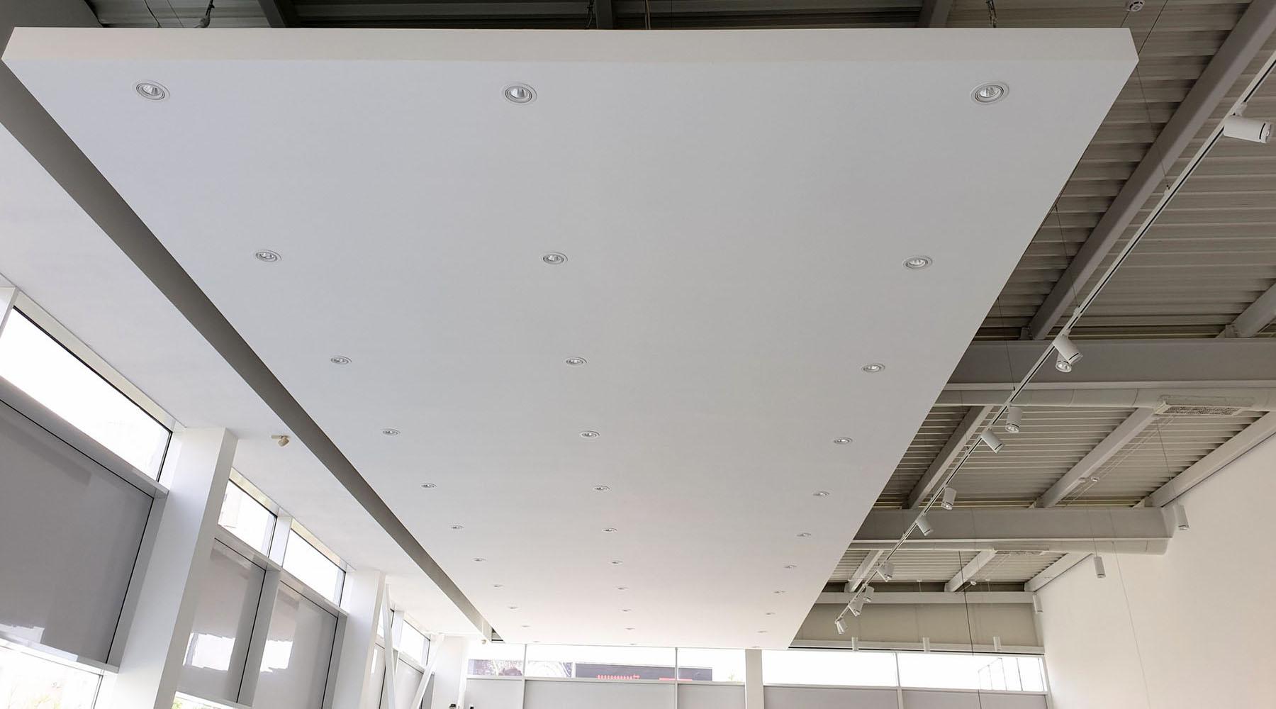 Suspended MF Plasterboard Ceilings Dublin | Kehoe Suspended Ceilings