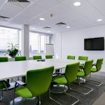 Suspended Ceilings Dublin | Modern Office with Suspended Ceiling | Kehoe Suspended Ceilings