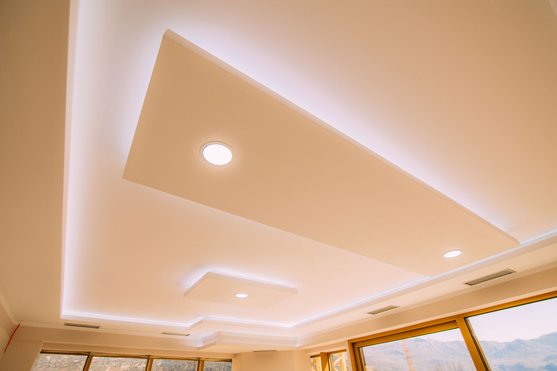 Stretch Ceilings Dublin | Kehoe Suspended Ceilings